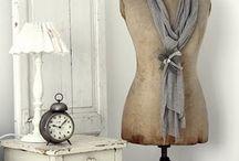 DRESS FORMS...Make Mine VINTAGE! / by Patina