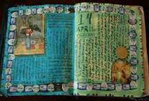 Art Journals / by Connie Reid