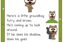 groundhog day / by Shirley Brault