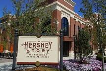 Hershey, PA / by Kelly Honea