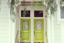 Pink And Lime Green