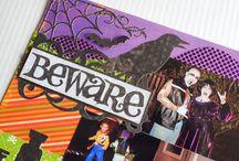 Scrapbooking: Halloween