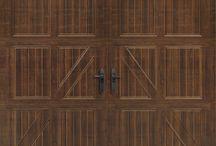 garage doors / by Annette Clemons