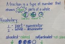 Teacher Tips- Math / by Amber Duncan