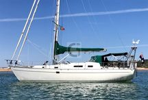 2004 MB Yachts Pocock 42 'ARABESQUE' for sale
