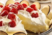 Recipes - Sweets / Desserts, Pies, Candy, Cookies, etc. / by Ginga Hathawayg
