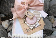 Shabby Chic cards / by Reta Welsh