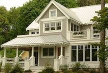 Home Improvement / Ideas for fixing up the Vista house or my own house. / by Rachel Bittner