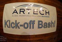 Artech's Kick-off Bash at WBENC 2015 / Photos from Artech's Annual Kick-off Bash at the WBENC Conference - 2015