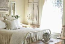 bedroom shabbychic vintage