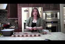 Cooking videos / by Gwenn Weiss