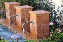 Fountains and Garden Decor