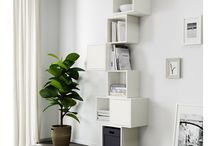 Ikea eket kombinationer