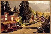 Montana Towns