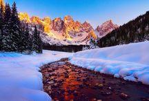 4 seasons destinations - Winter