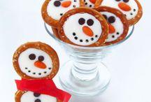 Christmas Food / by Ashley Stevens