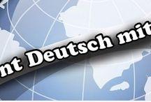 Deutsch global / Wir sind Deutschlehrer und erstellen für unsere Schüler die Videos für den Unterricht in Skype.  Unser Blog ist www.deutschglobal.blogspot.com