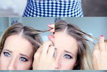 Cute hair tricks