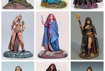 Modelling: Figures