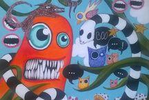Monstres & Co / Le petit monde d'Etoile
