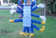 Craft / Caterpillar costume