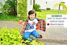 Fashion for Kids / Kids Trends, cute little fashionistas