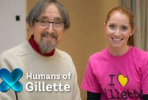 Humans of Gillette / We're excited to launch a new social media series, Humans of Gillette. Through this series, you'll hear the stories of the many inspiring people that make up the Gillette community!