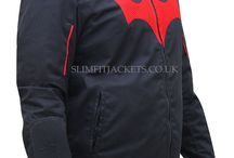 Batman Beyond Terry McGinnis Athletic Jacket / Batman Beyond Terry McGinnis Athletic Jacket is available at Slimfitjackets.co.uk at a discounted price with free shipping across UK, USA, Canada and Europe. For more visit: https://goo.gl/2g9YZM