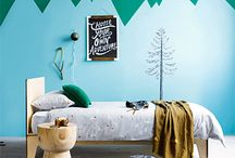 Be Inspired. Painted walls