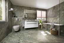 Bathroom Swedish Green
