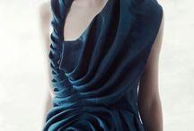 Escultura de vestir