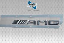 Neu AMG Original Emblem Schriftzug Mercedes CLA GLA A B C E W204 W205 G63 SL63 ML 63 CLS 63 S63 CL63 C63