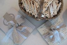 Country chic wedding shower ideas