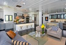 Living Rooms  / by Hooked On Beauty