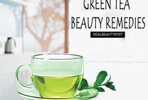 green tea beauty tips