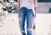 Jeans and Wool