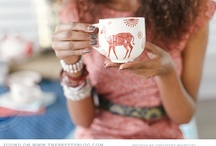 African Inspired High Tea