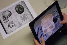 Apps de IOS de Realidad Aumentada / Aplicaciones para Ipad que utilizan realidad aumentada