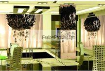 Feather Balls for Centerpieces / by Feather Paradise