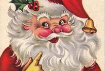 Vintage Christmas  / by Diane Siemers-Felder