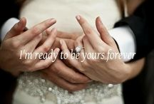 One day, I will have my dream wedding