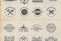 Carpentry logos