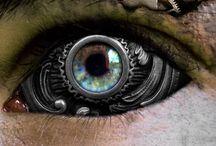I C U / Beauty is in the Eye of the Beholder