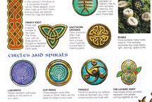 Keltská výšivka