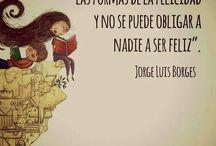 La lectura.