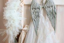 Engelenvleugels & engelen