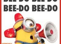 мιиισиѕ & ¢σ. / I just love minions and despicable me!