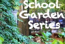 School Garden / by Crystal Jahnig