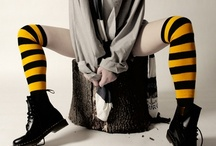 Fashion - Stockings / by Mareli Basson