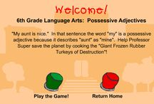 ELA Middle School Resources